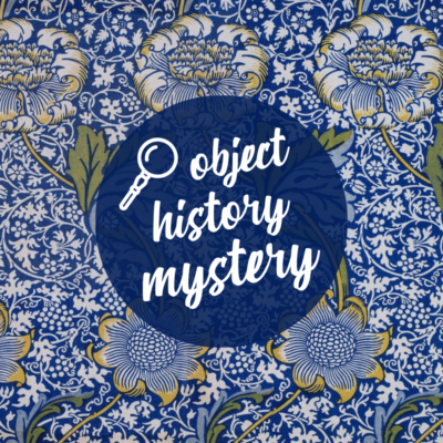 Introducing the Object History Mystery Series for Vintage Treasure Hunters